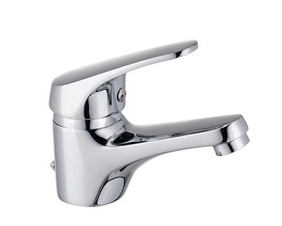 <strong>Monocomando para lavatorio, línea Dagna – Trevi</strong> <h6>código16001-3</h6>