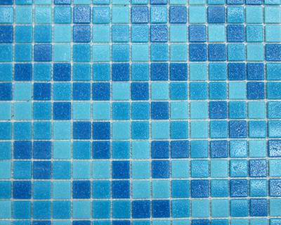 <strong>Mosaico de vidrio Blue Melange</strong> <h6>código CA15ES</h6>
